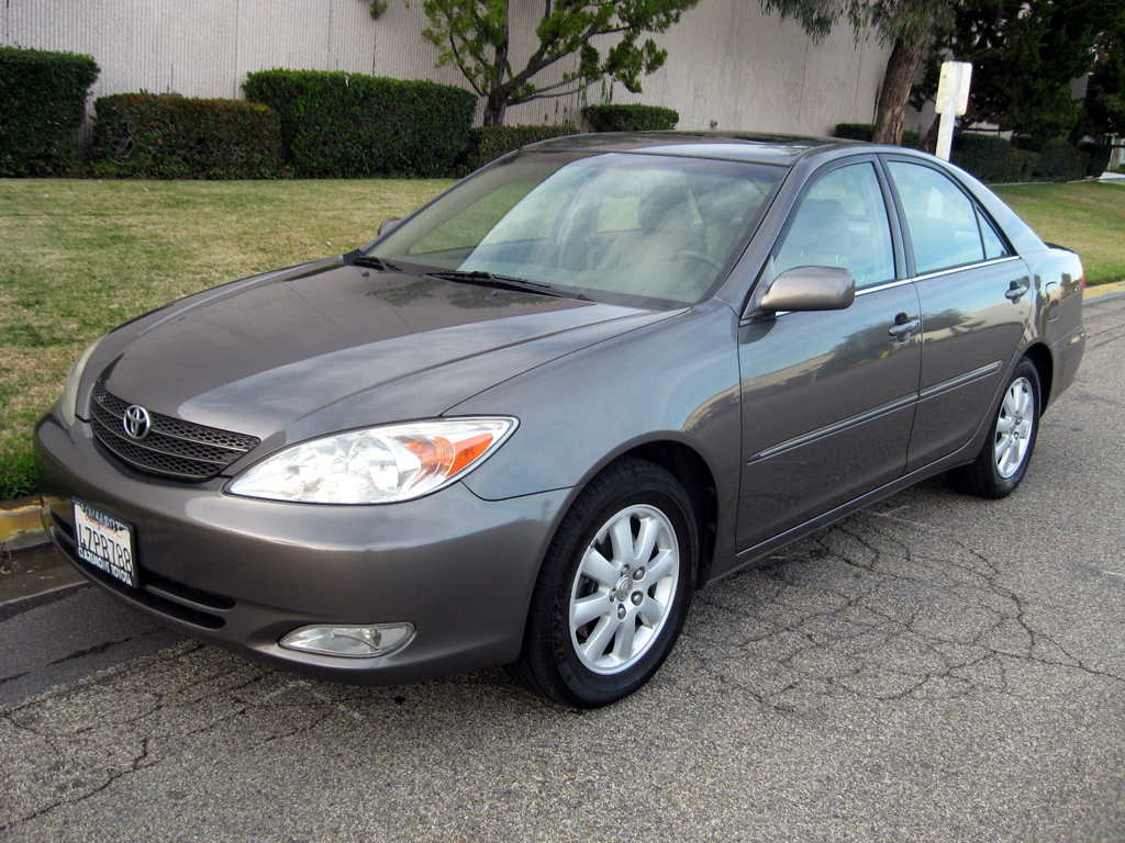 2003 Toyota Camry XLE - SOLD [2003 Toyota Camry XLE ...