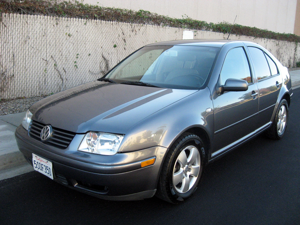 2003 VW Jetta - SOLD