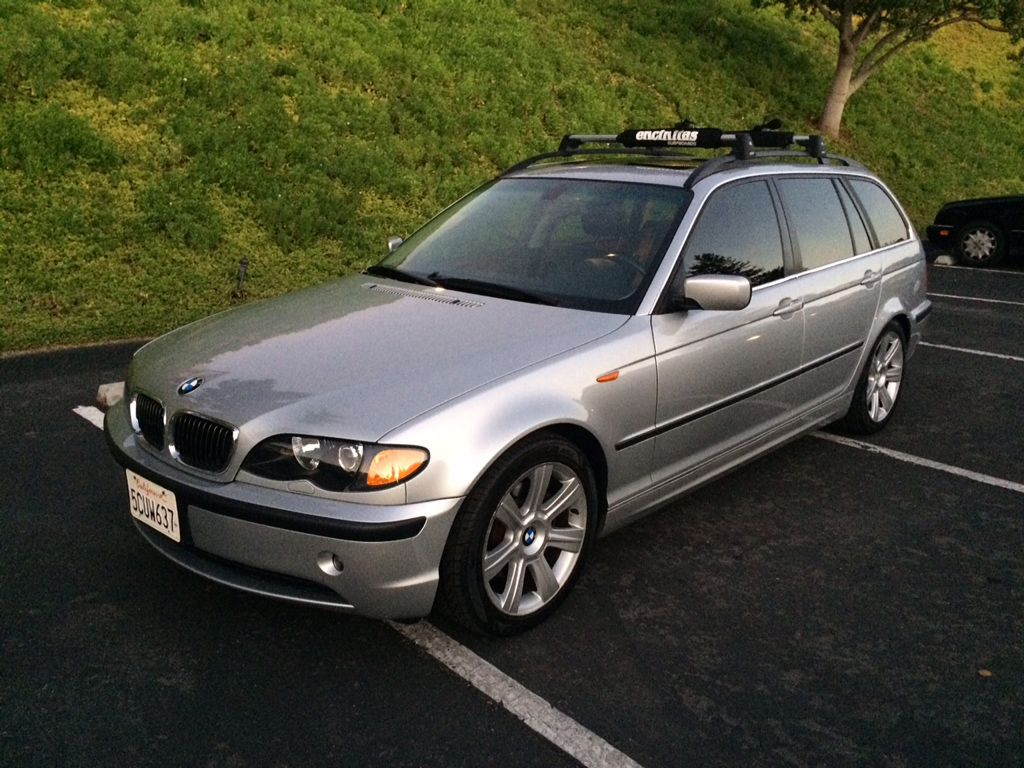 2003 BMW 325i Wagon - SOLD
