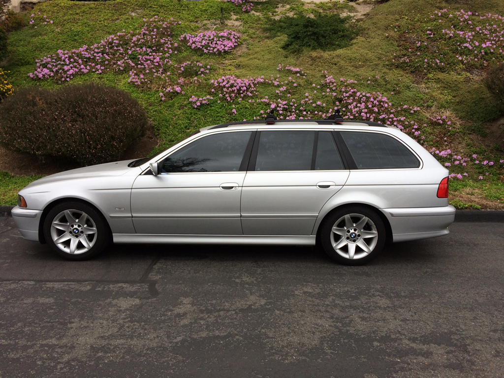 2003 Bmw 525it Wagon 2003 Bmw 525it Wagon 11 500 00