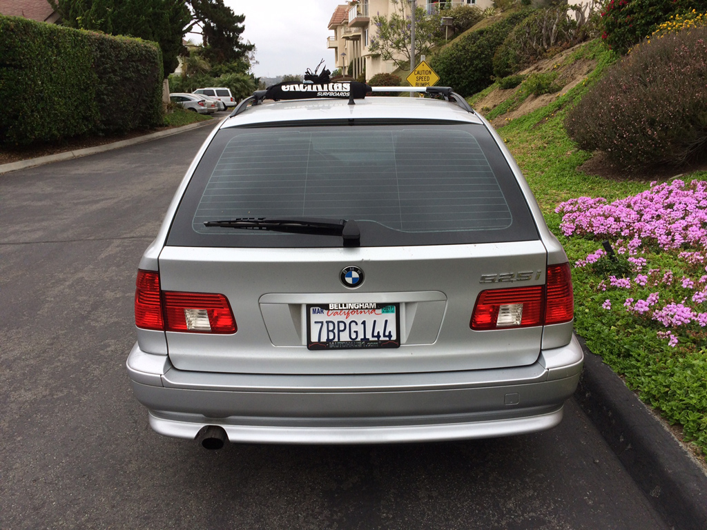 2003 BMW 525iT Wagon - Click Image to Close