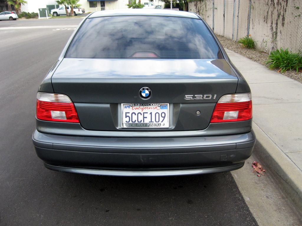 2003 Bmw 530i Sold 2003 Bmw 530i 6 900 00 Auto