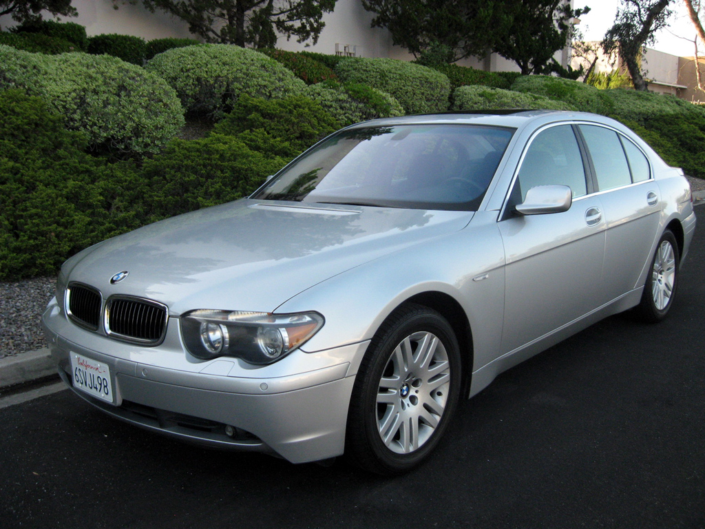 2003 bmw 745i sold 2003 bmw 745i sedan 14 auto consignment san diego private. Black Bedroom Furniture Sets. Home Design Ideas