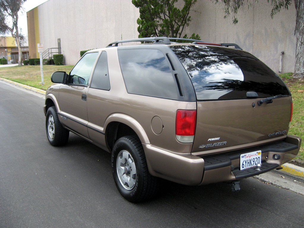 2003 Chevy Blazer SOLD - Click Image to Close