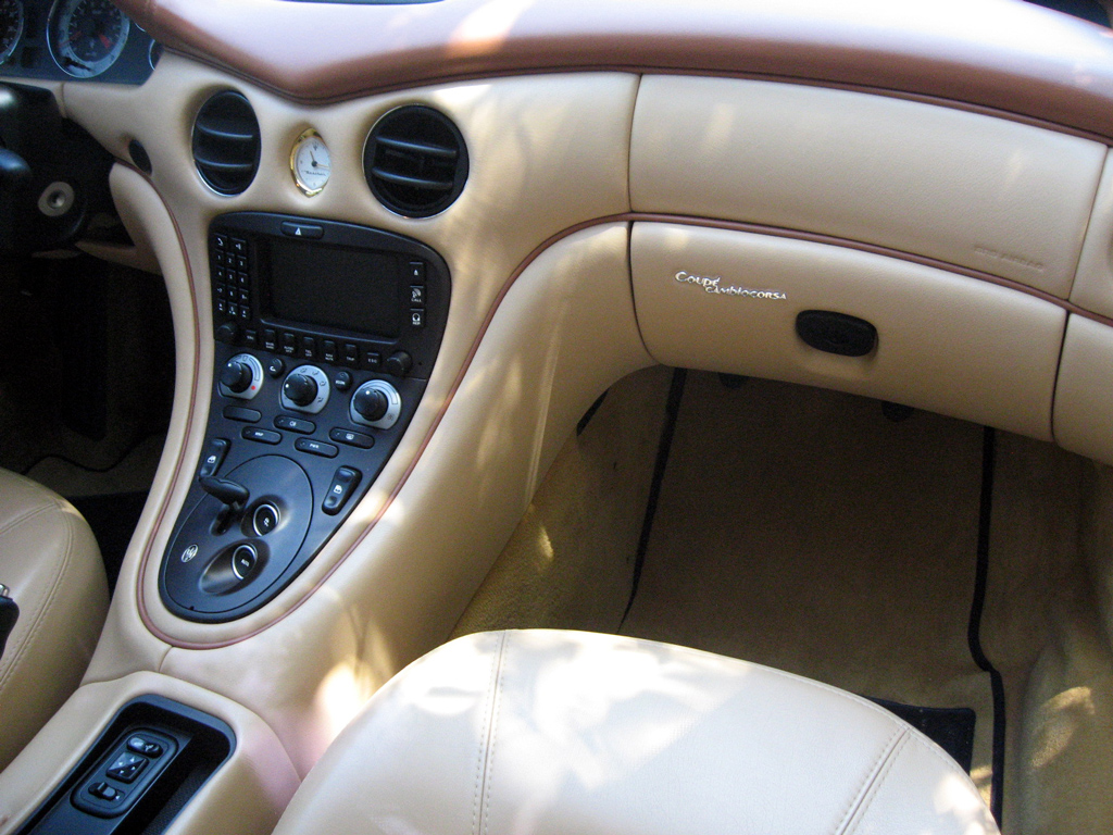 2003 Maserati Coupe SOLD