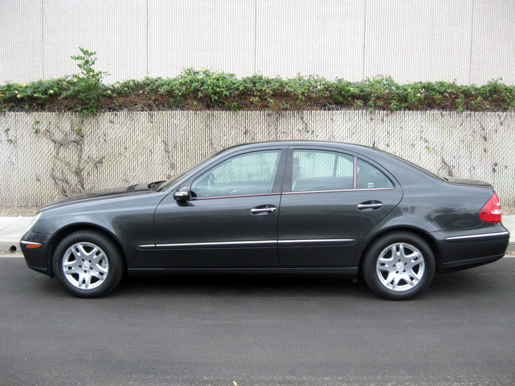 Free Carfax Check >> 2003 Mercedes E320 - SOLD [2003 Mercedes E320 Sedan