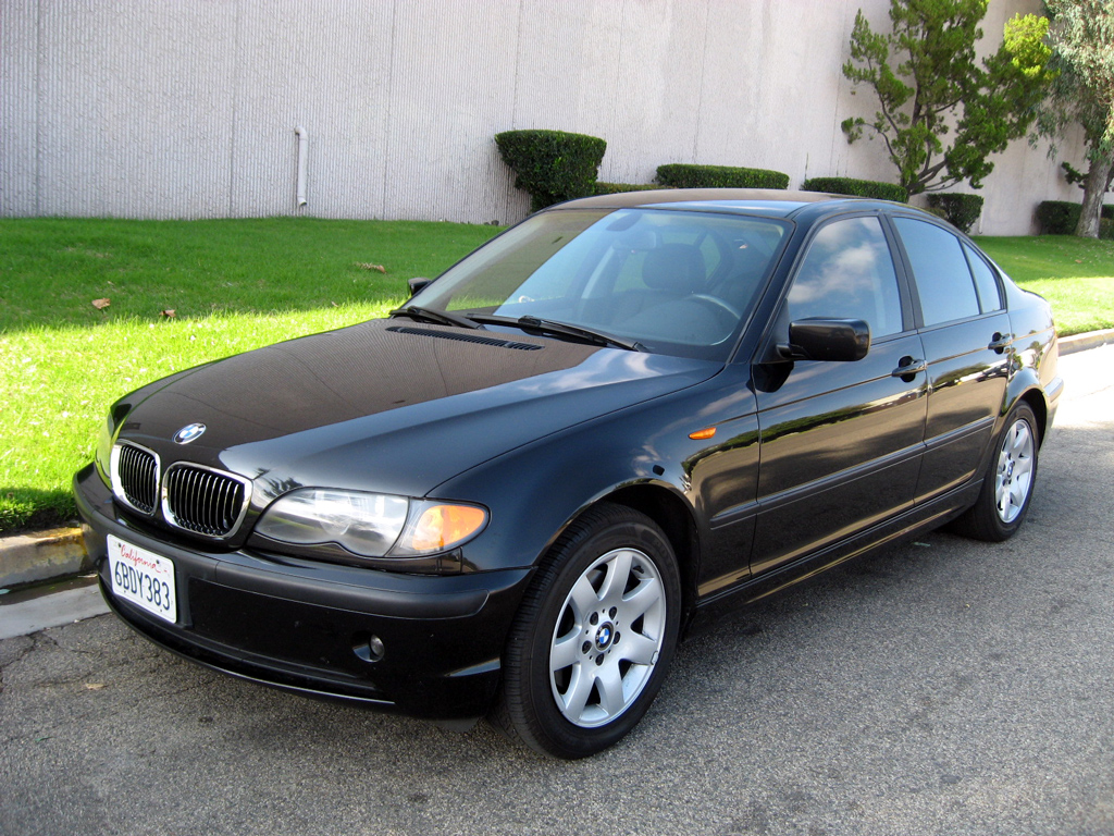 2004 BMW 325i related infomationspecifications  WeiLi Automotive