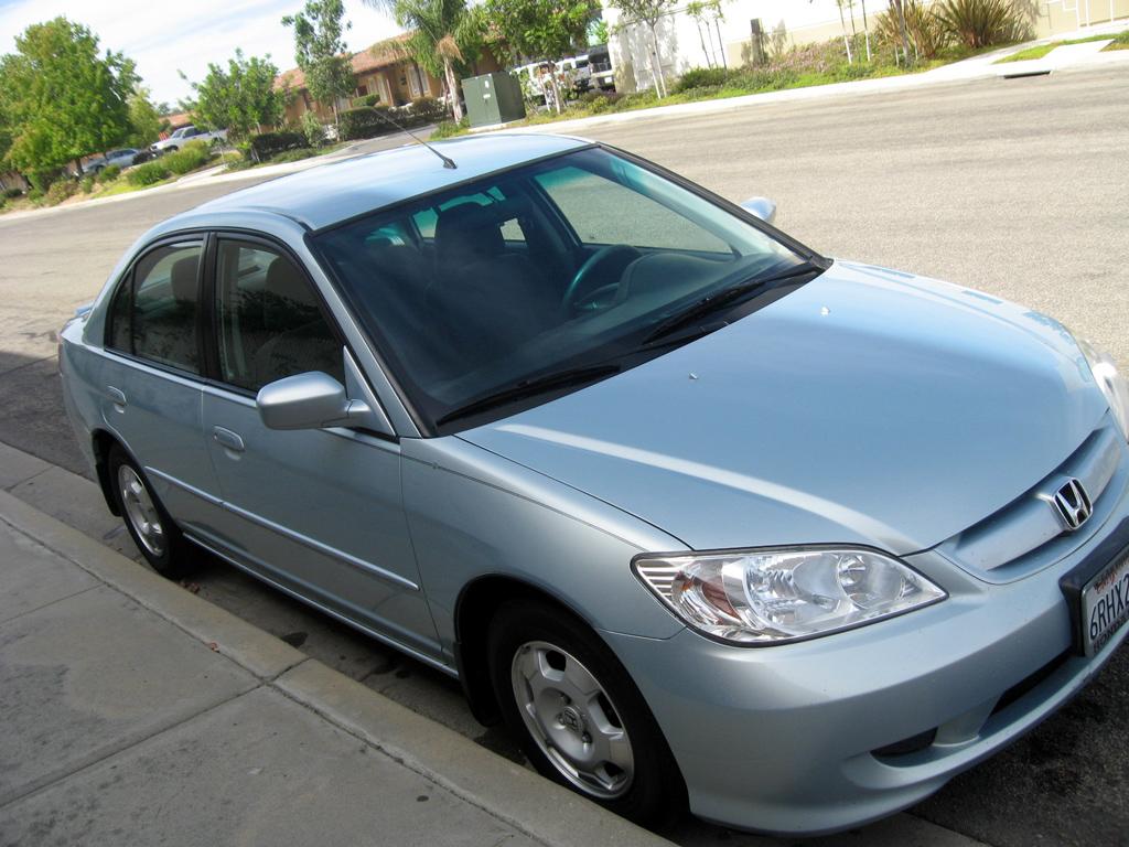 2004 honda civic hybrid sold 2004 honda civic hybrid for Where are honda civics made