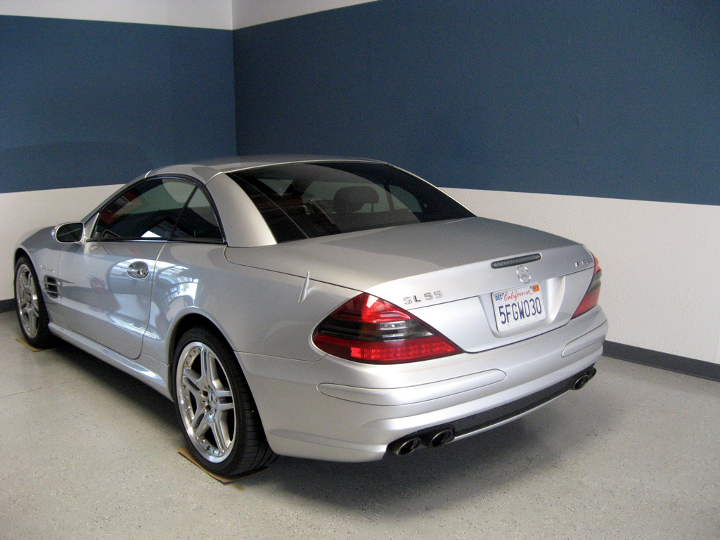 2004 Mercedes Sl55 Amg Sold 2004 Mercedes Sl55 Amg