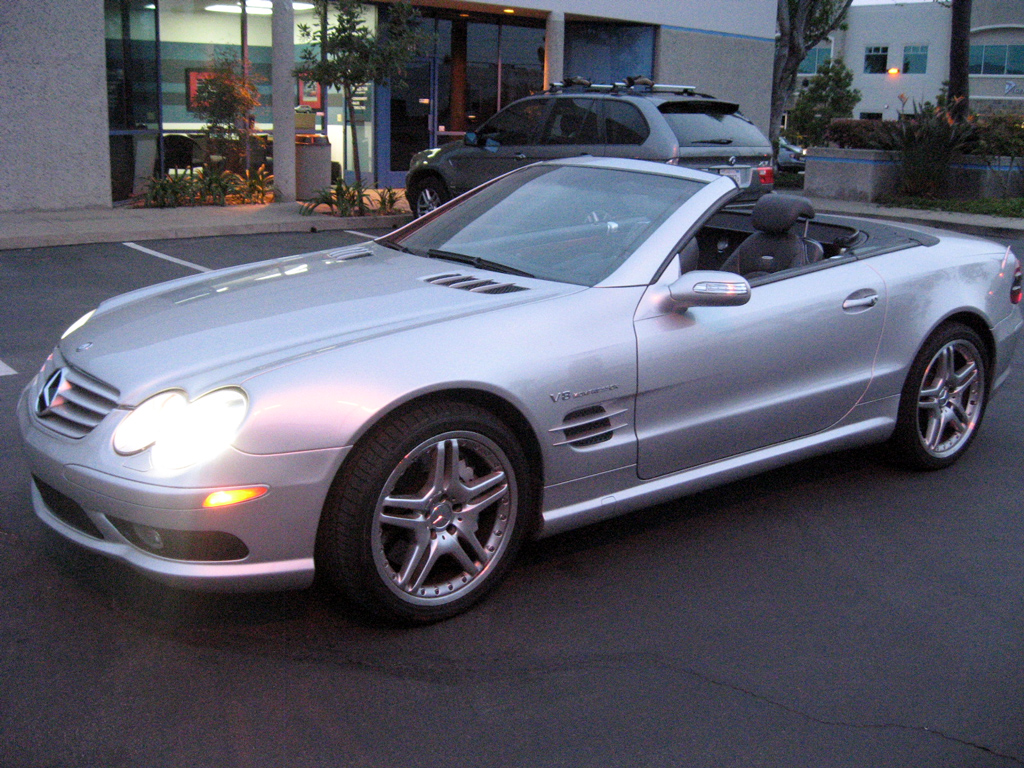 2004 mercedes sl55 amg sold 2004 mercedes sl55 amg 28 auto consignment san diego. Black Bedroom Furniture Sets. Home Design Ideas