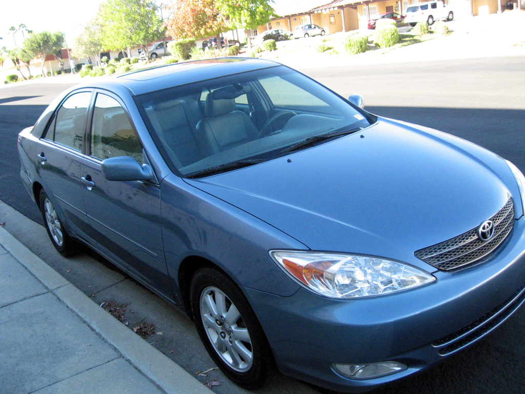 2004 Toyota Camry Xle Sold 2004 Toyota Camry Xle