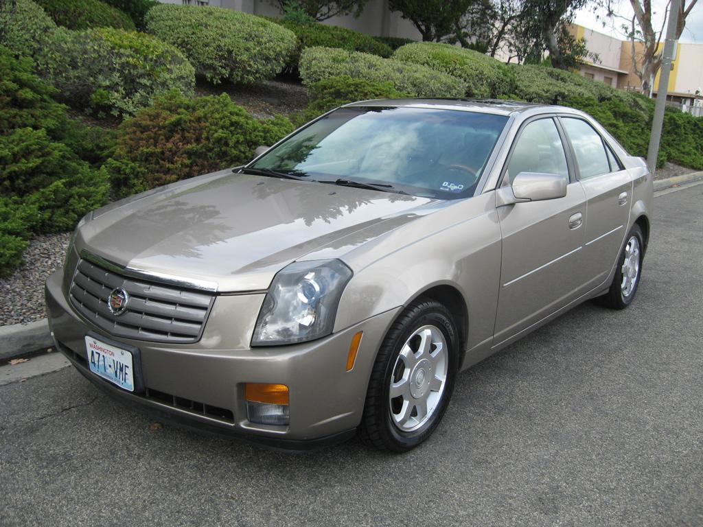 2004 Cadillac Cts Sedan Cadillac Cts Auto Consignment