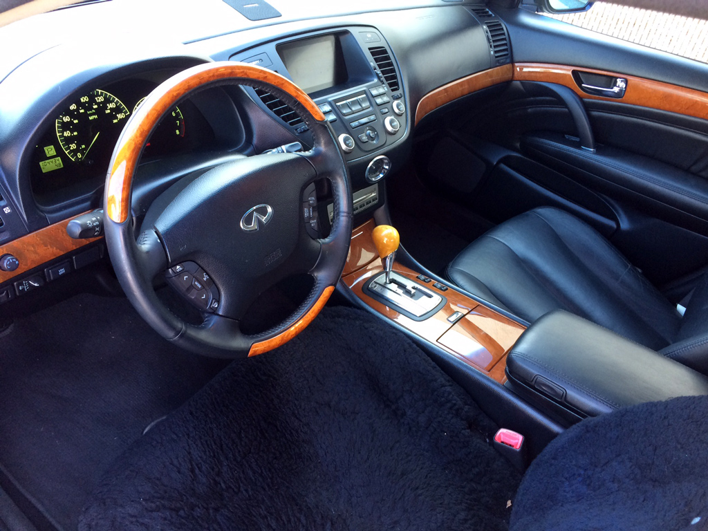 San Diego Lexus >> 2004 Infiniti Q45 Sedan [2004 Infiniti Q45 Sedan] - $4,700