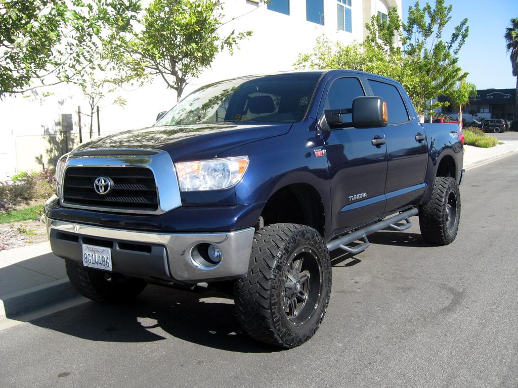 2009 Toyota Tundra [2009 Toyota Tundra CrewMax SR5] - $28,900.00 ...