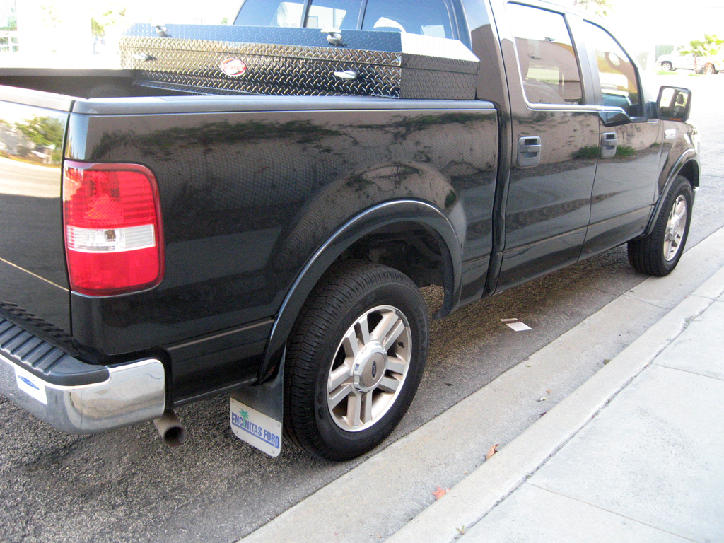 2005 ford f150 lariat super crew sold  2005 ford f150