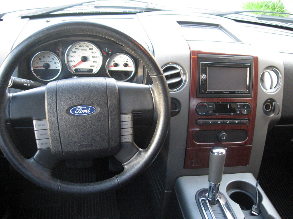 Ford F150 Transmission >> 2005 Ford F150 Lariat Super Crew - SOLD [2005 Ford F150 ...