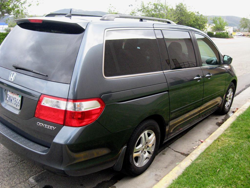 2005 Honda Odyssey EX-L - SOLD [2005 Honda Odyssey EX-L] - $11,900.00 : Auto Consignment San ...