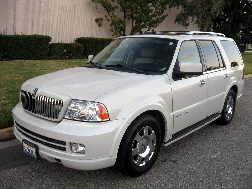 2005 Lincoln Navigator Limited Sold 2005 Lincoln