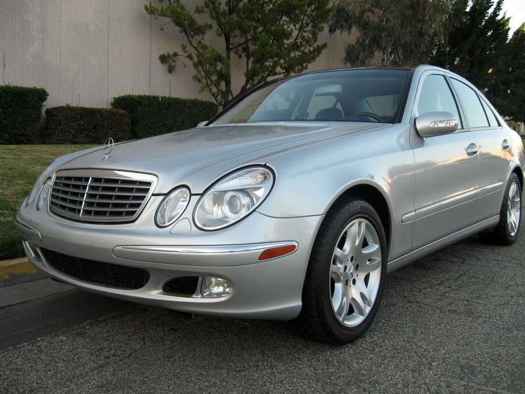 2003 mercedes e500 sedan sold 2003 mercedes e500 sedan ForMercedes Benz E500 2003