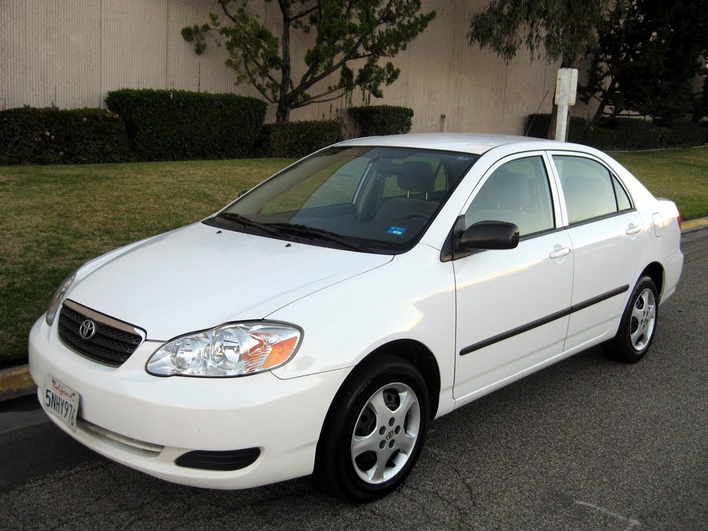 2005 Toyota Corolla CE - SOLD