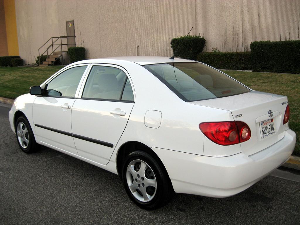 Volkswagen San Diego >> 2005 Toyota Corolla CE - SOLD [2006 Toyota Corolla CE ...