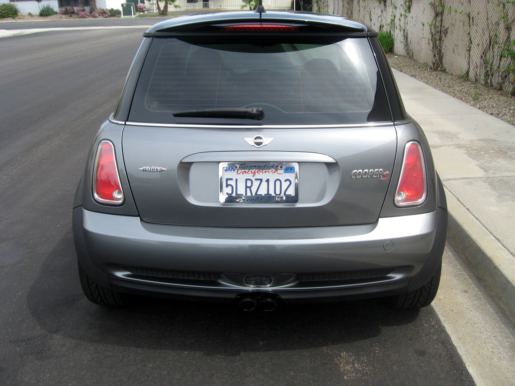 2005 mini cooper sold 2005 mini cooper s jcw 13 auto consignment san diego. Black Bedroom Furniture Sets. Home Design Ideas