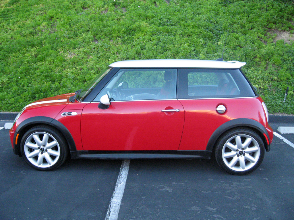 2005 Mini Cooper S SOLD [2005 Mini Cooper S] - $8,900.00 : Auto Consignment San Diego, private ...