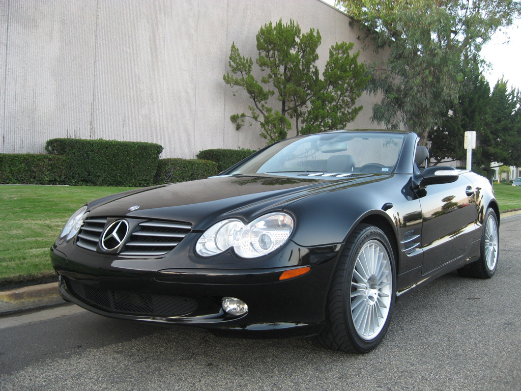 Jeep Dealership San Diego >> 2005 Mercedes SL500 - SOLD [Mercedes SL500] - $27,900.00 ...