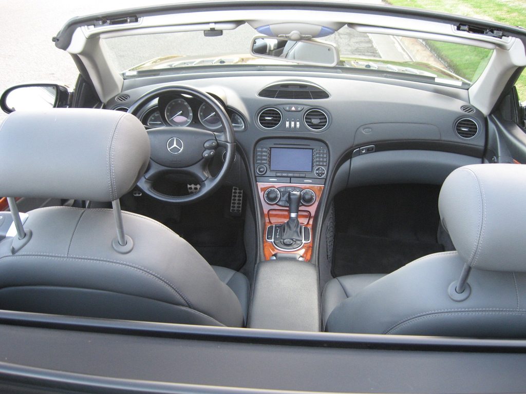 Lexus Of San Diego >> 2005 Mercedes SL500 - SOLD [Mercedes SL500] - $27,900.00 : Auto Consignment San Diego, private ...