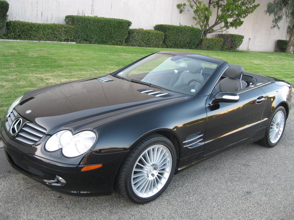 2005 mercedes sl500 sold mercedes sl500 2790000