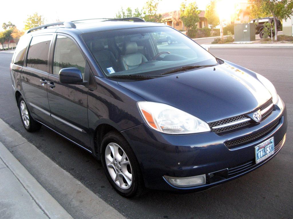 2005 Toyota Sienna XLE [2005 Toyota Sienna XLE] - $6,500 ...
