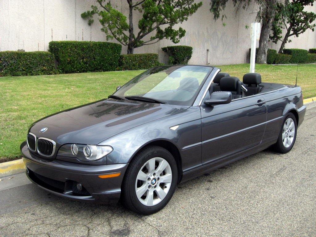 BMW Ci Convertible BMW Ci Convertible - 2006 bmw 325ci convertible