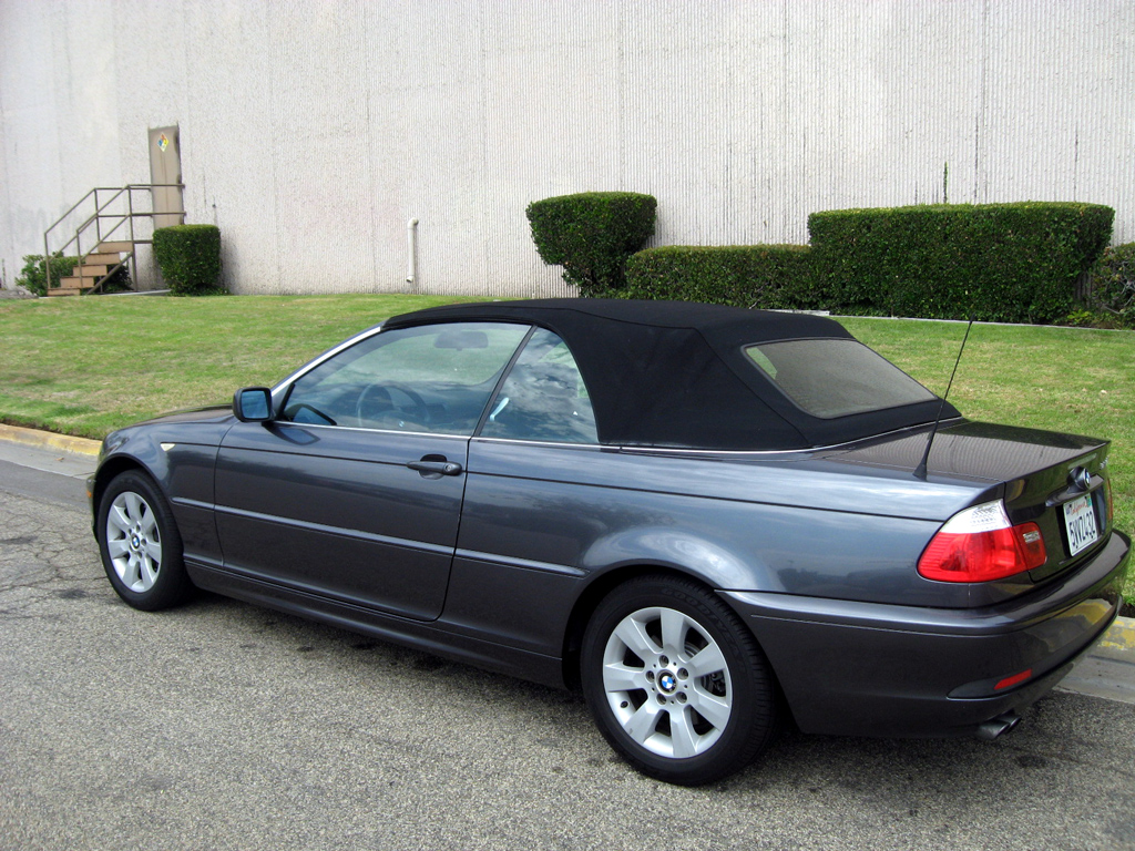 Diego Auto Sales >> 2006 BMW 325Ci Convertible [2006 BMW 325Ci Convertible] - $17,900.00 : Auto Consignment San ...
