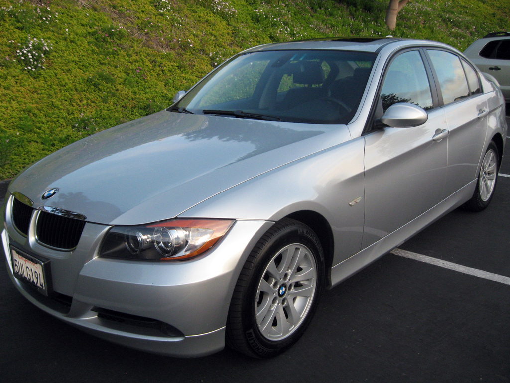 BMW I Sedan SOLD BMW I Sedan - Bmw 325i 2006 manual