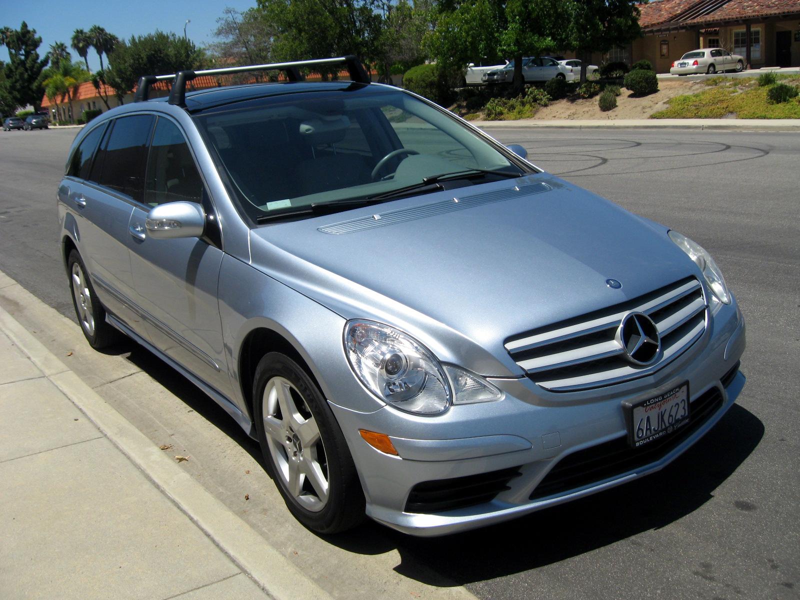 Volkswagen San Diego >> 2006 Mercedes R350 [2006 Mercedes R350] - $12,900.00 ...