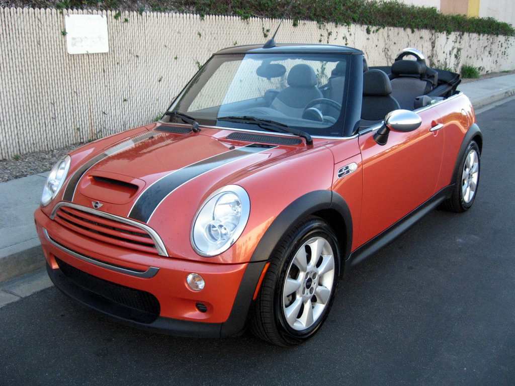 2006 Mini Cooper Sold 2006 Mini Cooper S Convertible