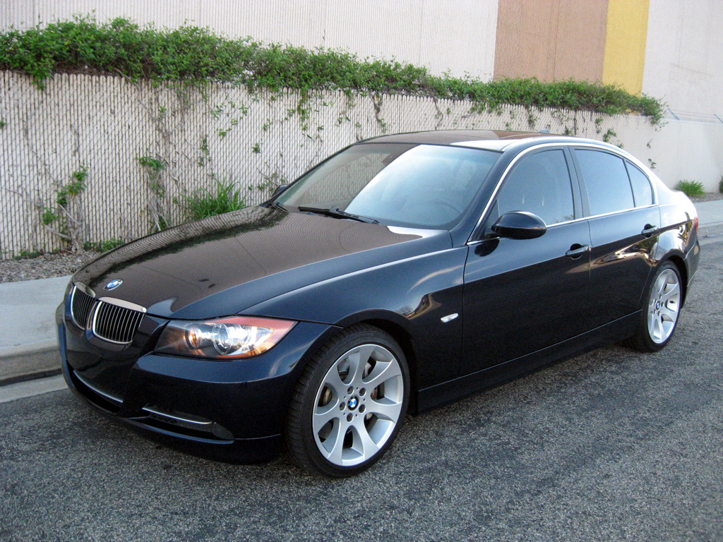 2007 bmw 335i sedan sold 2007 bmw 335i 22. Black Bedroom Furniture Sets. Home Design Ideas