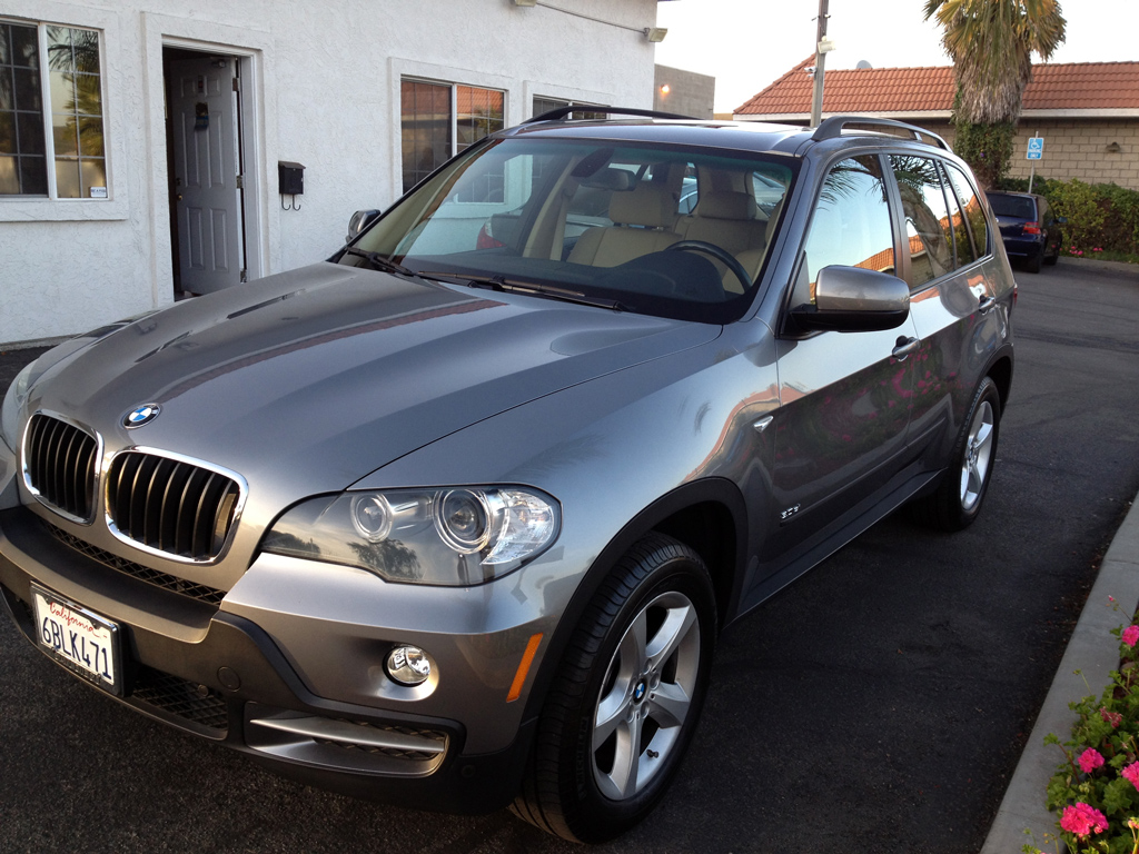 2007 BMW X5 3.0 - SOLD