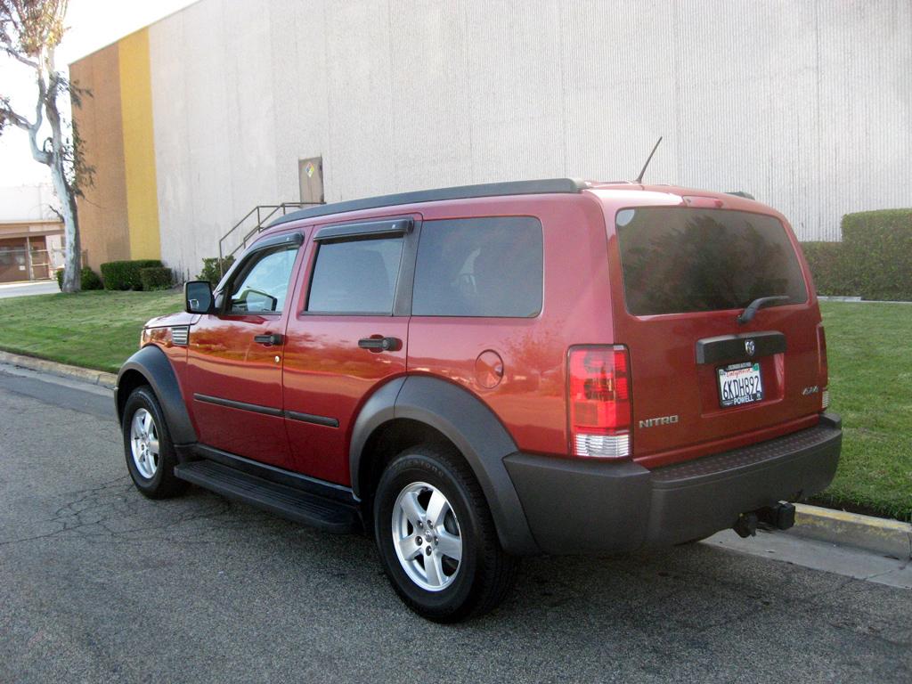 Range Rover San Diego >> 2007 Dodge Nitro SXT [2007 Dodge Nitro SXT] - $10,900.00 : Auto Consignment San Diego, private ...