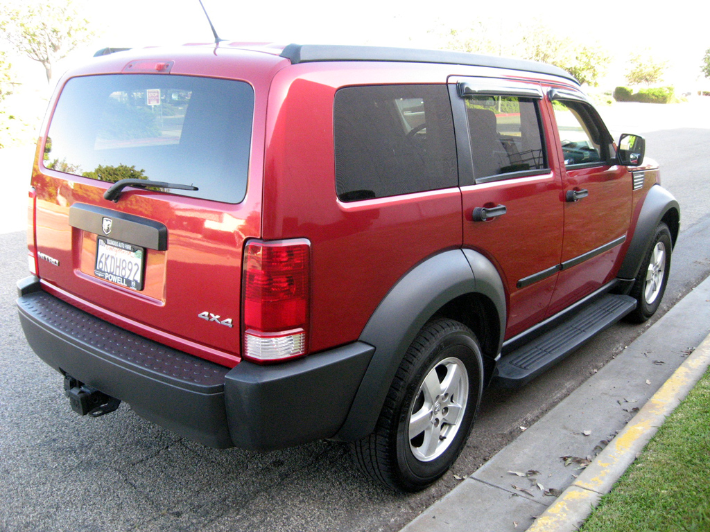 2007 Dodge Nitro SXT [2007 Dodge Nitro SXT] - $10,900.00 : Auto Consignment San Diego, private ...