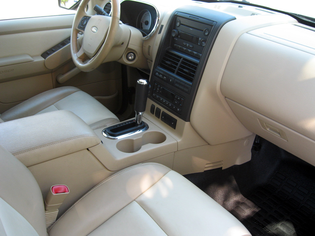 Toyota Of San Diego >> 2007 Ford Explorer Sport Trac Limited [2007 Ford Explorer ...