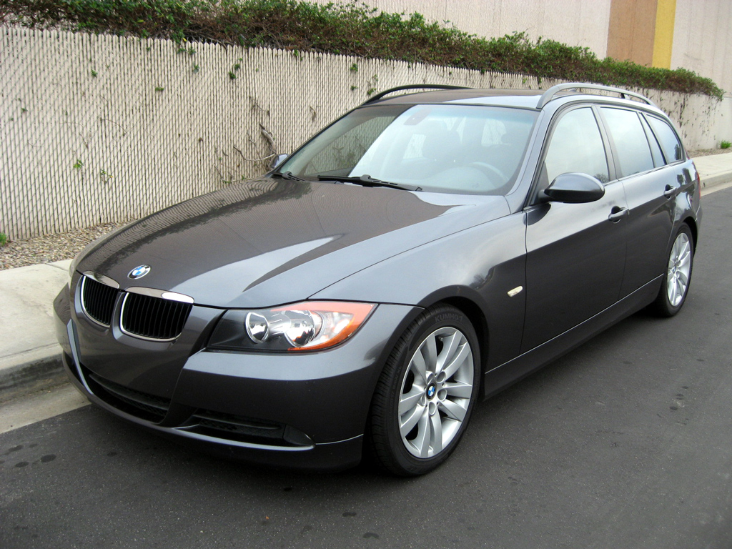 2007 BMW 328iT Wagon
