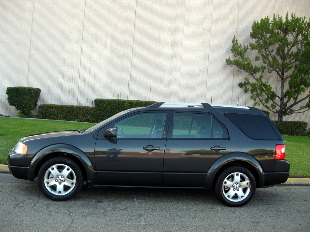 San Diego Audi >> 2007 Ford Freestyle Limited - SOLD [2007 Ford Freestyle ...