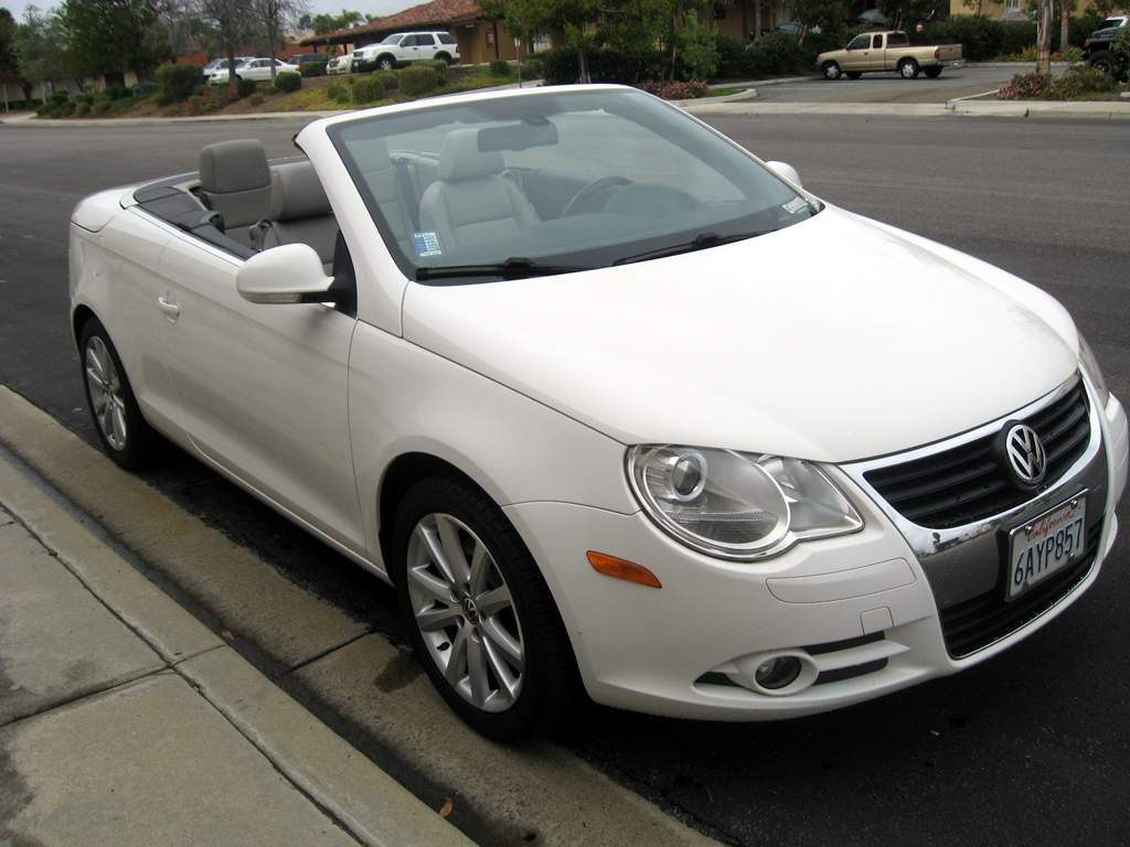 2007 vw eos lux edition 2007 vw eos luxury edition. Black Bedroom Furniture Sets. Home Design Ideas