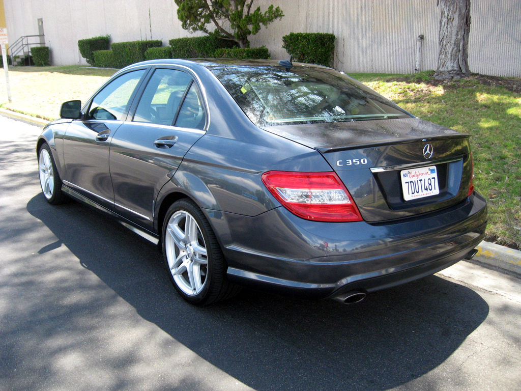 2008 Mercedes C350 SOLD - Click Image to Close