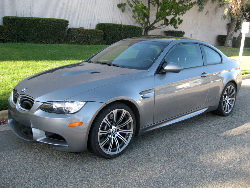 2009 BMW M3 Coupe - SOLD