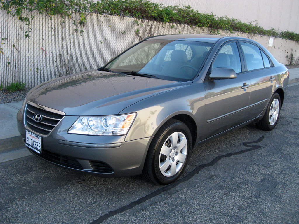 Hyundai San Diego >> 2009 Hyundai Sonata 2.4 related infomation,specifications - WeiLi Automotive Network