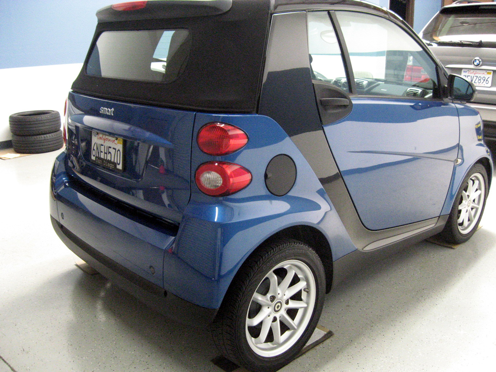 2009 Smart Passion Cab - Click Image to Close