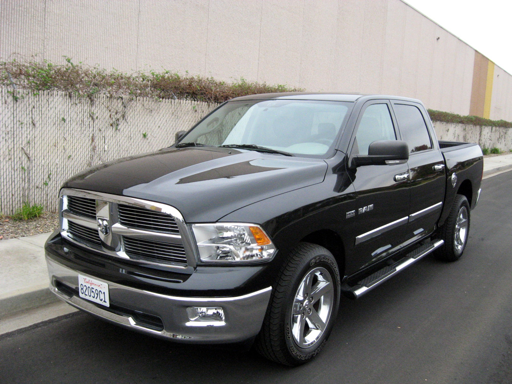 2010 Dodge Ram 1500 4x4 For Sale