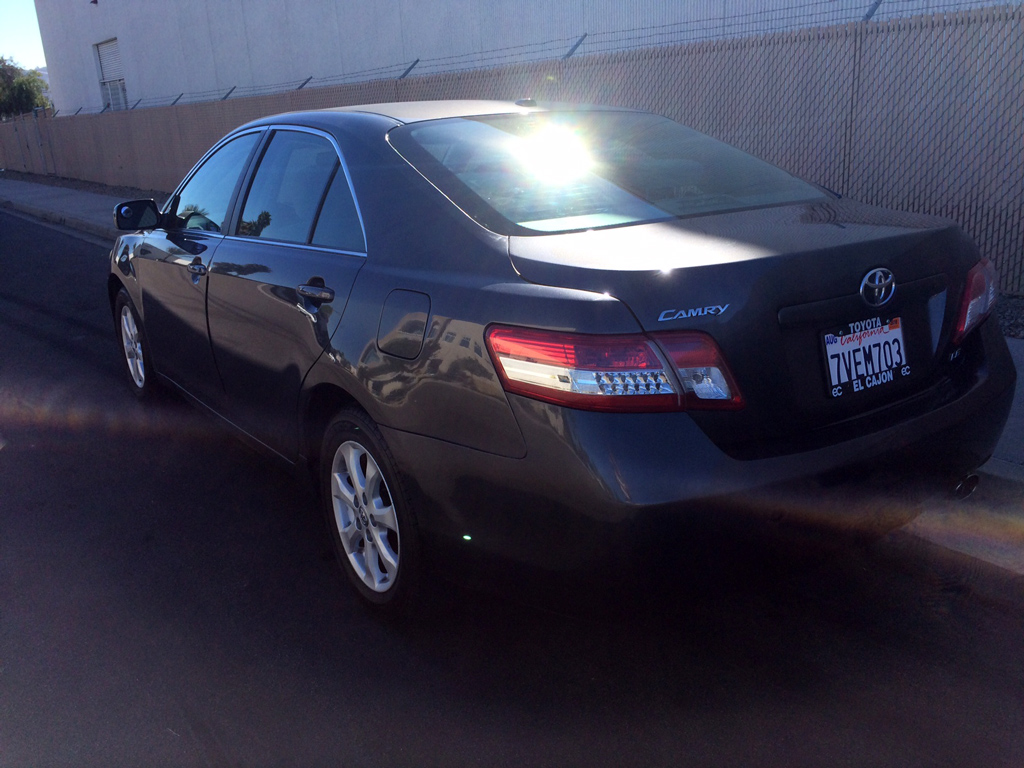 2011 Toyota Camry - Click Image to Close
